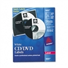 Avery CD/DVD Laser Labels, White Matte, 250/Pack # AVE5