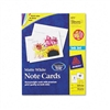 Avery Printer-Compatible Cards, 4-1/4 x 5-1/2, 2/Sheet,