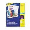 Avery Inkjet-Compatible Glossy Photo-Quality Postcards,