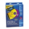 Avery CD/DVD Design Kit w/40 Matte Inkjet Labels & 10 I