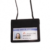 Advantus ID Badge Holder/Convention Pouch, Horizontal,