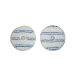 Boss Cleaning Equipment Gloss Boss Microfiber Pad 2 Pk #B100326