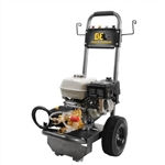 BE Pressure B2565HCS Pressure Washer 3 GPM 196CC Honda Gas Cold Water, B2565HCS