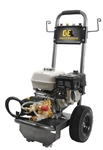 Be Pressure B2565HGS Pressure Washer 2500 PSI 3 GPM 196CC Honda Gas Cold Water, B2565HGS