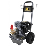 BE Pressure B286HA Pressure Washer 2800 PSI 187CC Honda Gas Cold, B286HA