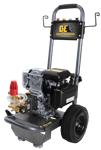 Be Pressure B286HC Pressure Washer 2800 PSI 2.5 GPM 187CC Honda Gas Cold