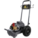 BE Pressure B3010E34CHE 3000 PSI Electric Pressure Washer 10HP, 575V, Comet FWS Pump, B3010E34CHE