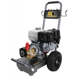 BE Pressure B389HA Pressure Washer 3.5 GPM 270CC Honda Gas Cold Water, B389HA