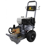 BE Pressure B4013HECS Pressure Washer 4000 PSI 389cc Honda Gas Cold, B4013HECS
