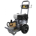 BE Pressure B4013HGS Pressure Washer 4000 psi 389cc Honda Gas Cold, B4013HGS