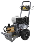 BE Pressure B4013HJS Gas Powered Pressure Washer, GX390, 4000PSI, 4GPM, B4013HJS