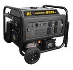 BE Pressure PowerEase 6500 Watt Electric Start, Portable Generator, BE-6500ERUSC