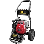BE Pressure 2700 PSI Pressure Washer w/ Honda CG160 (Gas-Cold Water) Motor & AR RMV Pump BE275HAS