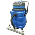 Perfect Products 23 Gal. Plastic Tank 2 Stage Bypass Wet/Dry Vacuum with 5 Pc. Tool Kit