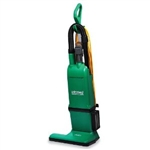 "Bissell 15"" Heavy Duty Upright Vacuum, with On-Board Tools"