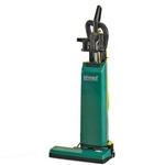 "Bissell 14"" Heavy Duty Upright Vacuum, with On-Board Tools"
