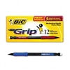 BIC Matic Grip Mechanical Pencil, HB #2, 0.70 mm, BLK/B