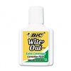 BIC Wite-Out Extra Coverage Correction Fluid, 20 ml Bot