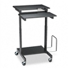 BALT Web A/V Stand-Up Workstation, 34w x 31d x 44-1/2h,