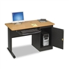 BALT LX48 Computer Security Workstation, 48w x 24d x 28