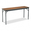 Barricks Special Size Folding Table, Rectangular, 60w x
