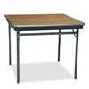 Barricks Special Size Folding Table, Square, 36w x 36d
