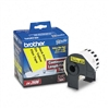 Brother Continuous Film Label Tape, 2-3/7in x 50ft Roll