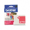 Brother LC51M Innobella Ink, 400 Page-Yield, Magenta #