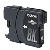 Brother LC61BK (LC-61BK) Ink, 500 Page-Yield, Black # B