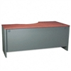 Bush Series C Left Corner Desk Module, 71w x 35-1/2d, H