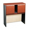 Bush Series A Hutch, 36w x 13-7/8d x 36-1/2h, Hansen Ch