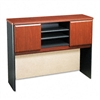 Bush Series A Hutch, 48w x 13-7/8d x 36-1/2h, Hansen Ch