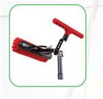IPC Eagle Back Scrub T-Bar Kit with out Sleeve BSTB10-X for Ultra Pure Window Cleaning System