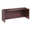 basyx BW Series Credenza Shell, 72w x 24d x 29h, Mahoga