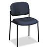 basyx Armless Guest Chair, Blue # BSXVL606VA90