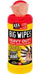 Big Wipes Multi-Purpose Heavy Duty Cleaning Wipes, 80 Ct. Bucket, 12 per case, BW-6002 0046