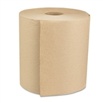 Boardwalk Green Universal Roll Towels, Natural, 8W, 80