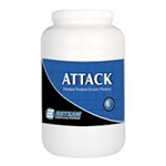 Attack Premium Powdered Enzyme Prespray, 4 - 1 Gallon Bottles