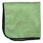 Lime Green 12x12 Microfiber Cloths, Pack of 12, C12G