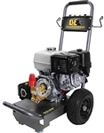 BE Pressure CD-3513HWBSGEN Honda GX390 Powered Pressure Washer BE Pressure  CD-3513HTBSGEN Gas Pressure Washer for 389 cc Honda GX390 Engine Belt Drive, General TSS-1511 Pump, 3500 psi, 4.0 GPM, CD-3513HTBSGEN