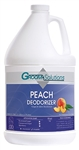 Groom Solutions CD520GL Peach Carpet and Fabric Deodorizer Concentrate 1 Gallon- Case of 4