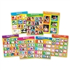 CarSONDellosa Publishing Early Learning Charlet Set, 7