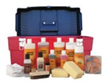 Leather Master Professional Leather Cleaning Kit, CL039