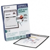 C-Line Shop Ticket Holders, 9 x 12, Clear Front & Back