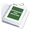 C-Line Biodegradable Sheet Protector, Standard, 8-1/2 x