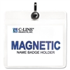 C-Line Instant ID Badges, 2 x 3 1/2, 100/Box # CLI92943