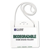 C-Line Biodegradable Name Badge Holder Kits, Top Load,