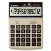 Canon TS1200TG Desktop Calculator, 12-Digit LCD # CNM10