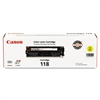 Canon 2659B001 Toner, 2900 Page-Yield, Yellow # CNM2659