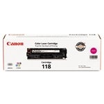 Canon 2660B001 Toner, 2900 Page-Yield, Magenta # CNM266